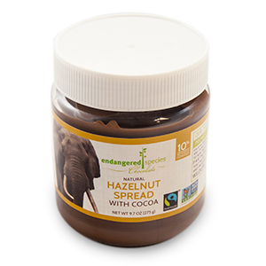 Natural Hazelnut with Cocoa Spread