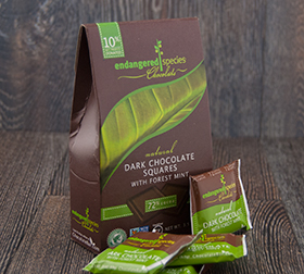 Dark Chocolate with Forest Mint Pouch