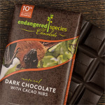 Dark Chocolate with Cocoa Nibs