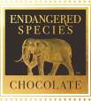 Endangered Species Chocolate Logo Dark