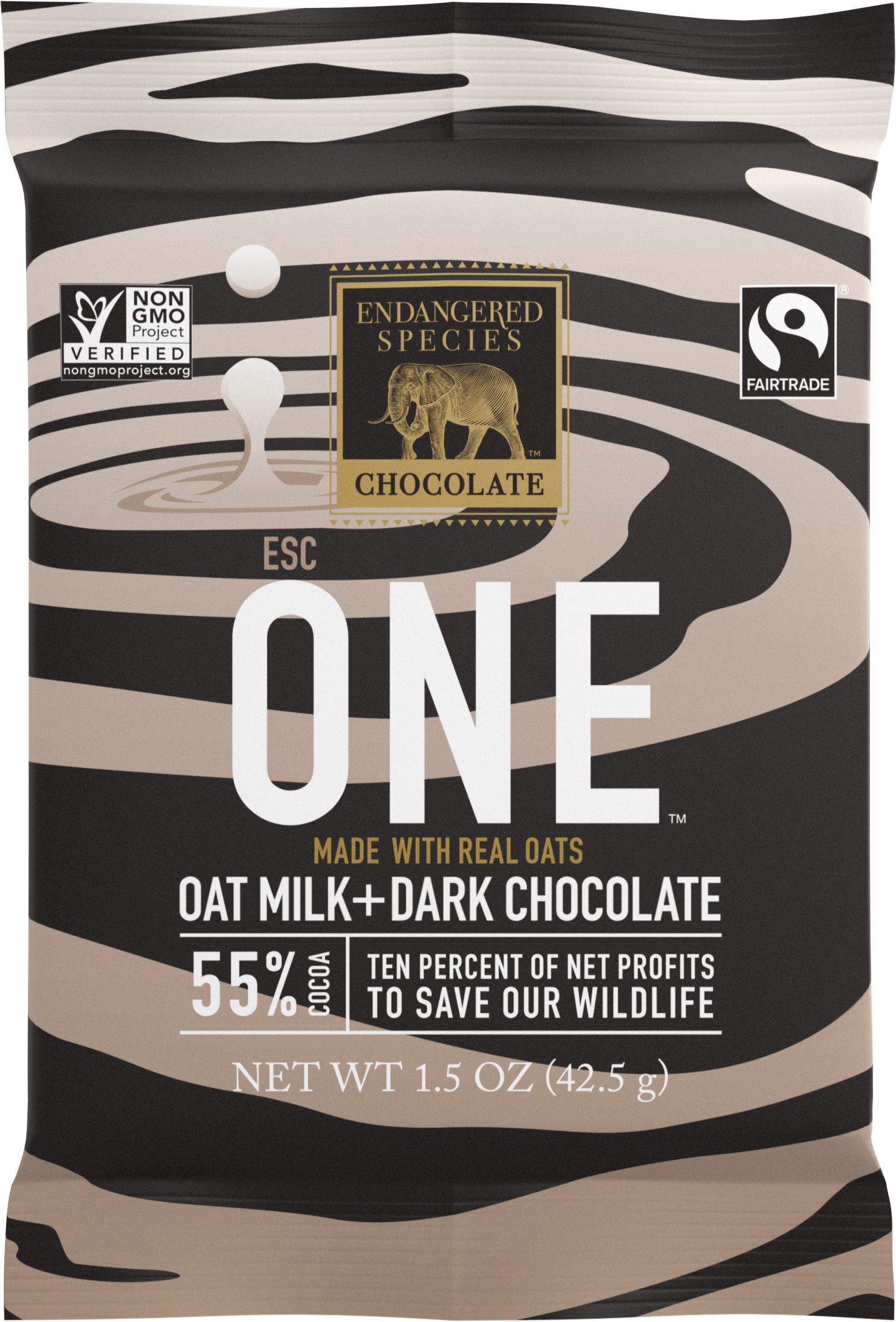 oat milk dark chocolate