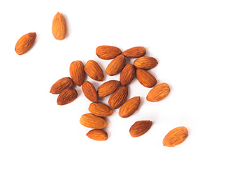 Real California Grown Almonds