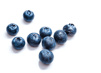 American-Grown Blueberries