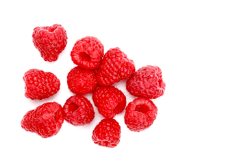 American-Grown Raspberries