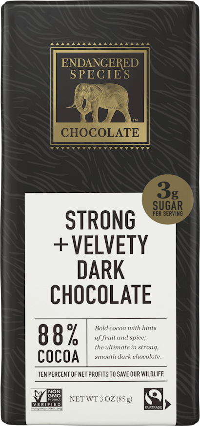 *8% Dark Chocolate